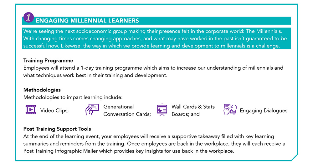 Engaging Millennial Learners